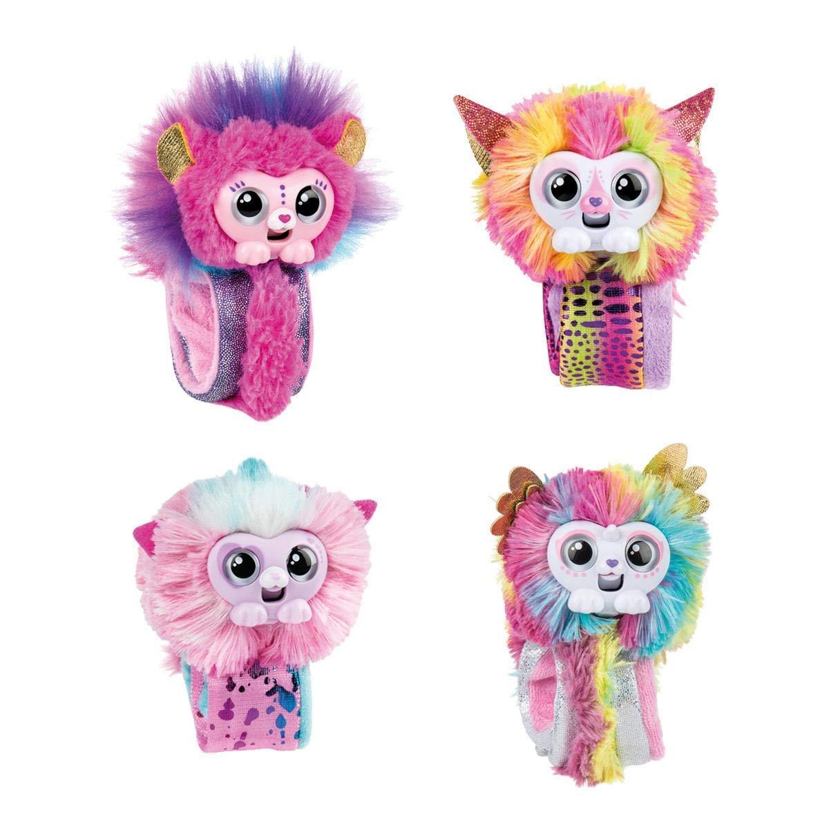 Famosa- Little Live Pets Wrapples Fashion Wraps con emociones interactuan Entre Ellos Mod 700015404 Multicolor sdos