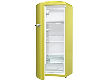 Gorenje Kühlschrank Freistehend : Gorenje orb ap l kühlschrank gelb amazon elektro großgeräte