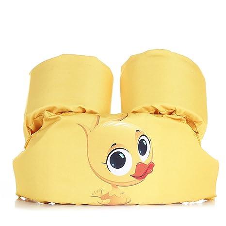 cdd4cff525ab FuweiEncore Giubbotto salvagente di Salvataggio Bambino Fascia da Braccio  salvagente Gonfiabile Costumi da Bagno Giacca di