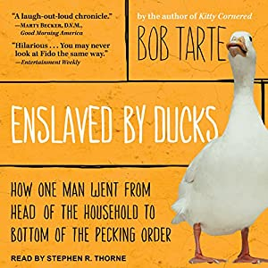Enslaved by Ducks Audiobook