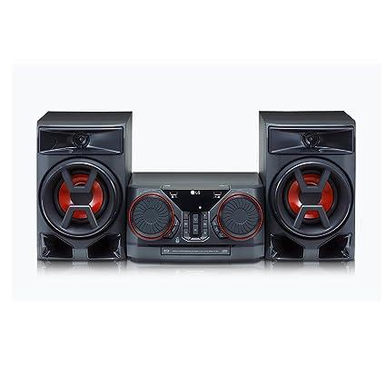 LG CK43 300 Watt Hi Fi Shelf System 2018