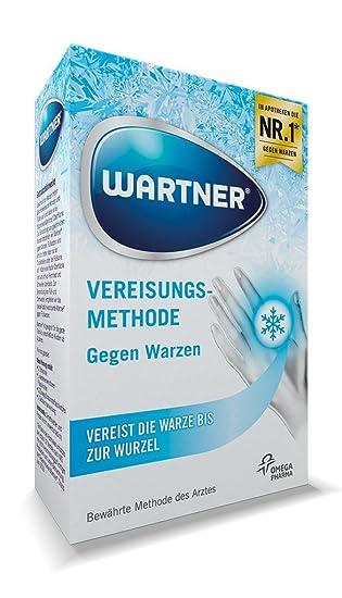 Wartner Spray gegen Warzen, 50 ml, 1er Pack (1 x 50 ml): Amazon.de ...