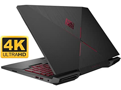 HP OMEN 15t Premium Gaming and Business Laptop PC (Intel i7 Quad Core, 32GB