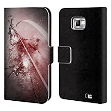 """Official Pete """"Aeiko"""" Harrison Mercury Nature And Fantasy Leather Book Wallet Case Cover For Samsung Galaxy Grand Prime"""