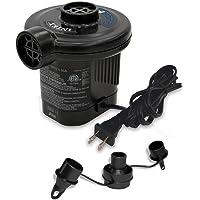 Intex 120 Volt Quick Fill AC Electric Air Pump with 3 Nozzles