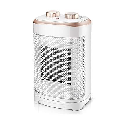Calentador eléctrico Mini Calentador pequeño Caliente 1500W 4 de la Velocidad Ahorro de energía del Ministerio