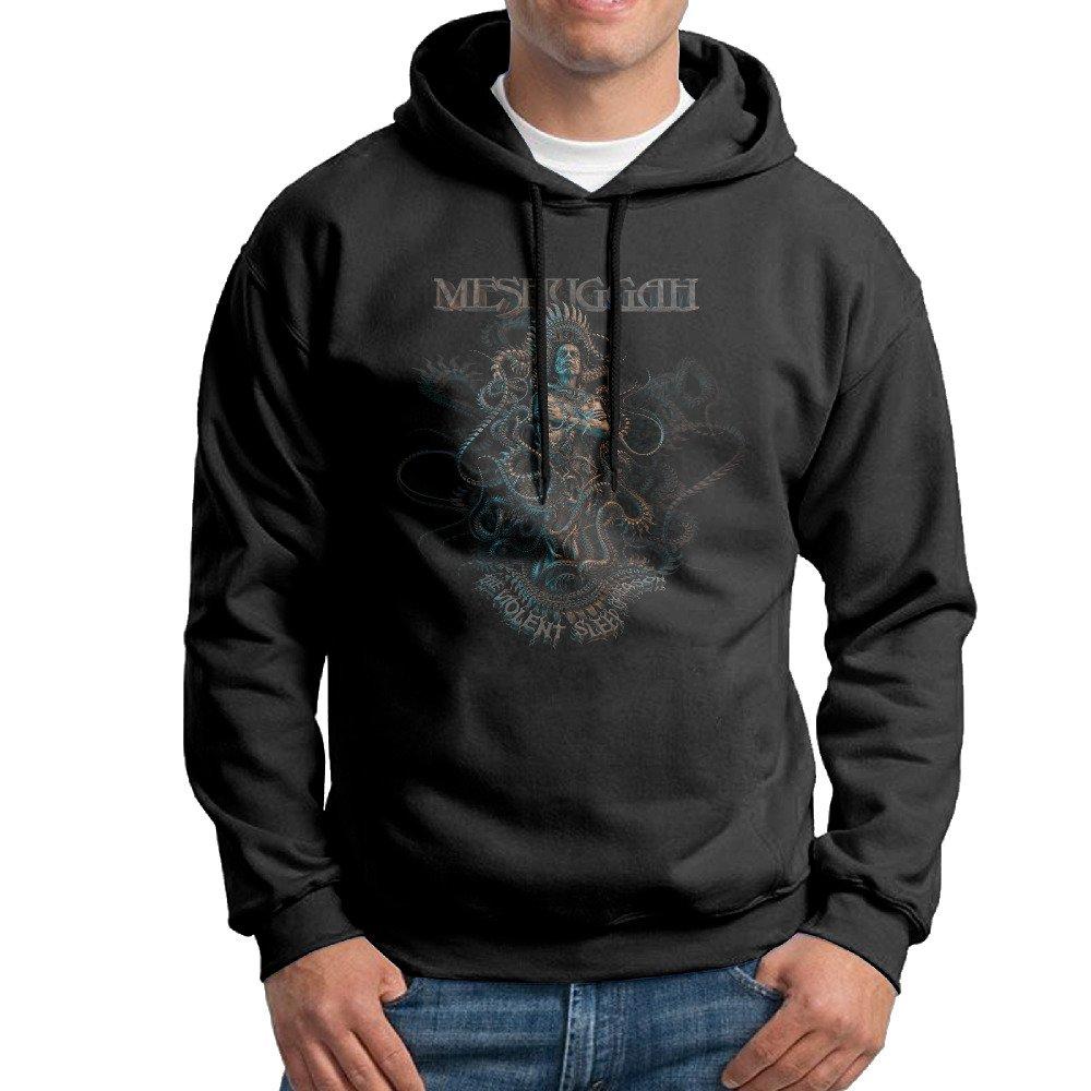 Carl.LE Men's Meshuggah The Violent Sleep of Reason Hoodie Sweatshirt