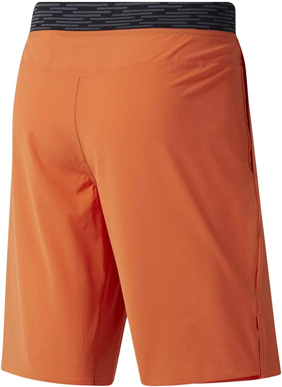 Reebok Men's Rc Epic Base Short Shorts Fiery Orange