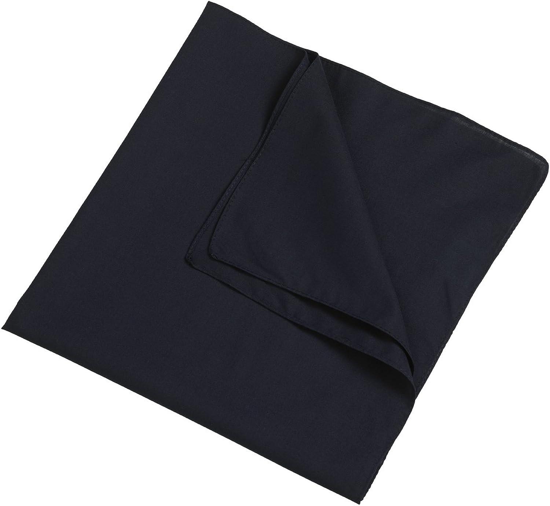 Unisex Bandana//Scarf Uni in 18 colors