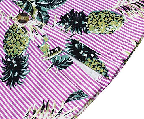 Berydress Womens Casual Beach Summer Dresses Solid Cotton Flattering A-Line Spaghetti Strap Button Down Midi Sundress