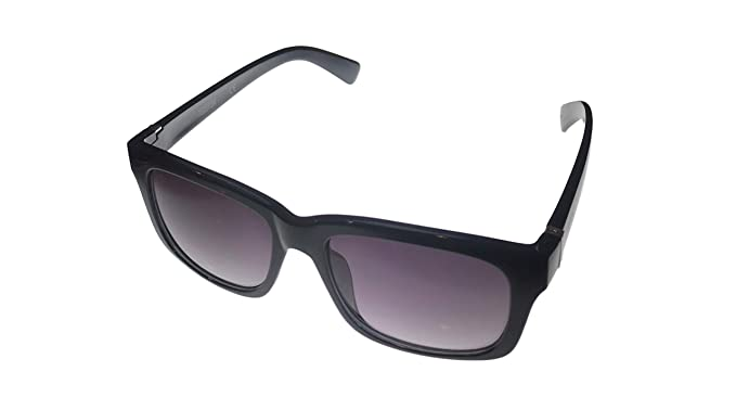 360d49f1a0e Image Unavailable. Image not available for. Color  Kenneth Cole Reaction  Mens Black Square Sunglass ...