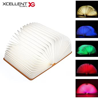 Rechargeable Pliante Forme Lampe Led Xcellent De En CouleursCréativeTableBureauChevet Lumière Usb5 Global Livre tdQrsh