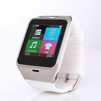 APlus GV18 Bluetooth 3.0 Smart reloj teléfono reloj de pulsera de ...