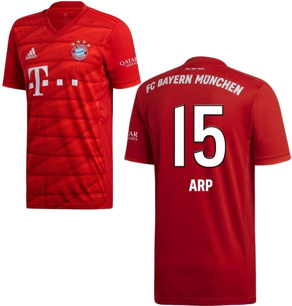 ADIDAS Ufficiale Da Uomo FC Bayern Monaco Portiere Calcio Casa ...