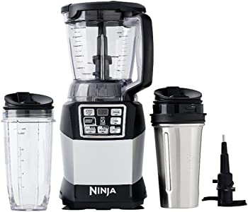 Nutri Ninja Auto-iQ Compact Blender System