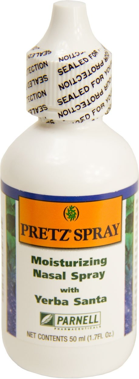 Pretz Spray 28050 Moisturizing Saline Nasal Spray, 1.7 oz (Pack of 24) by Pretz Spray (Image #1)