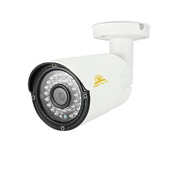 Highfly H.265 3MP/2MP Poe Cámara IP de Vigilancia Exterior, Alta Resolución