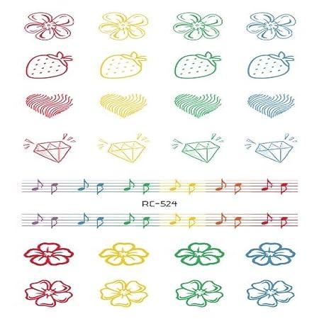 adgkitb 5piezas Ins Style Tatoo Rainbow Emoji Tatuaje Temporal ...