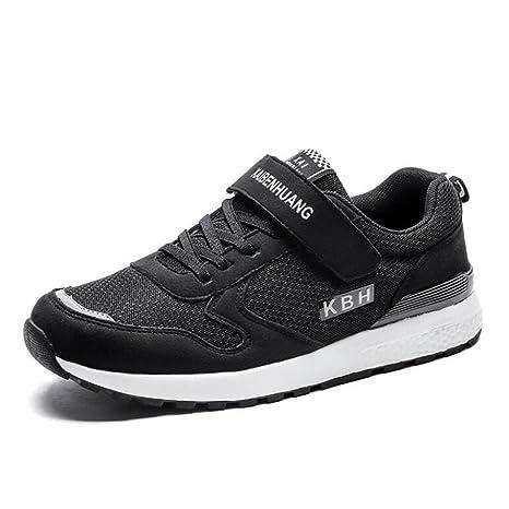 Amantes Zapatos Casuales Zapatillas 2018 Zapatos nuevos para Hombres en Primavera Caída Hombre de Mediana Edad