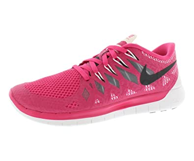 Nike Free 5 Women's Running Shoes Size US 5.5, Regular Width, Color Pink/