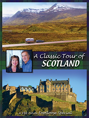 A Enduring TOUR OF SCOTLAND ~ Footloose Special