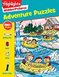 img - for Adventure Puzzles (Highlights(TM) Sticker Hidden Pictures ) book / textbook / text book