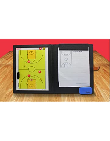 MagiDeal Magna Coach Lavagna Tattica Clipboard per Allenatori di Basket