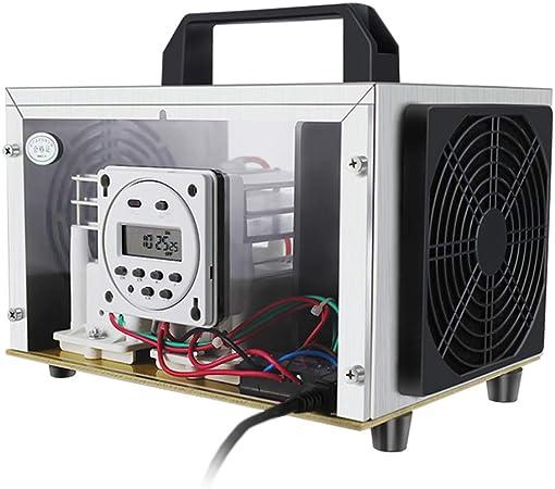 GXFC Generador de ozono Comercial Industrial 35000mg / h Purificador de Aire para Plantas de cría, talleres de Alimentos, Oficina, prevención de brotes: Amazon.es: Hogar