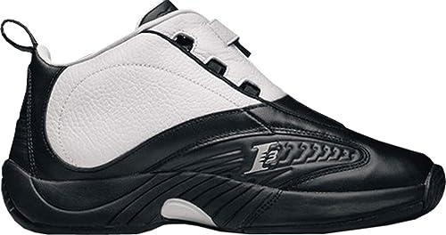 sentido Determinar con precisión Planeta  Reebok The Answer IV Stepover Allen Iverson 4 Basketball Shoes ...
