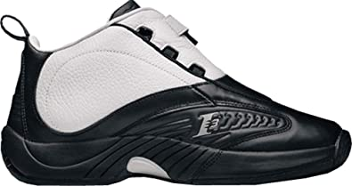 f6f58218ef86 Reebok The Answer IV Stepover Allen Iverson 4 Basketball Shoes V55619  Limited Edition UK 8