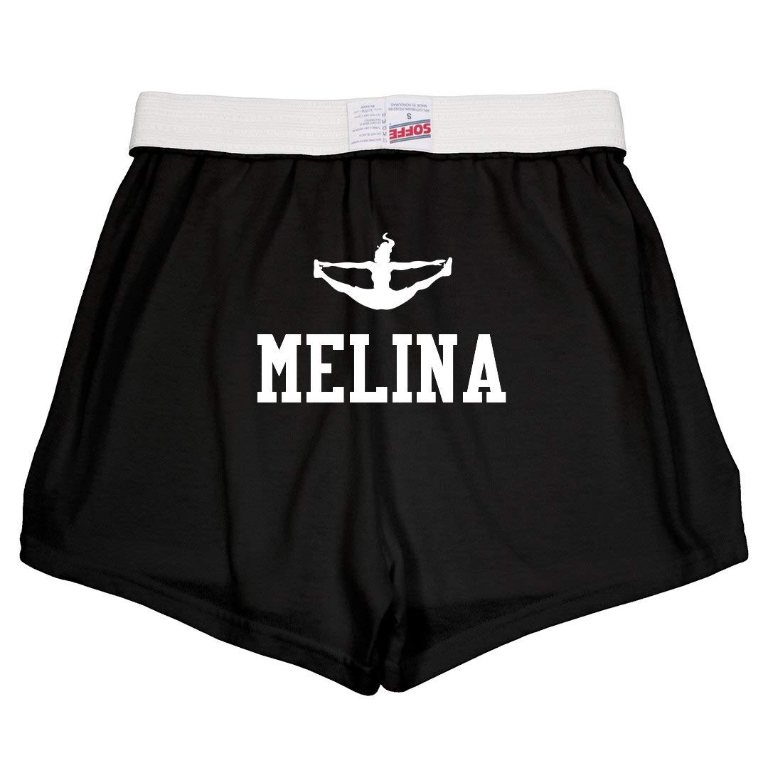 Melina Cute Cheer Practice Youth Soffe Shorts