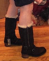Amazon.com | Caterpillar Women's Florencia Engineer Boot | Mid-Calf