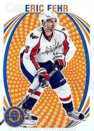 cf669a9f3d5 Amazon.com  (CI) Eric Fehr Hockey Card 2013-14 O-Pee-Chee Retro 414 ...