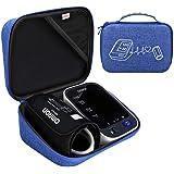 BOVKE Carrying Case Travel Bag for Omron 10 Series BP785N / BP786 / BP786N Wireless Bluetooth Upper Arm Blood Pressure…