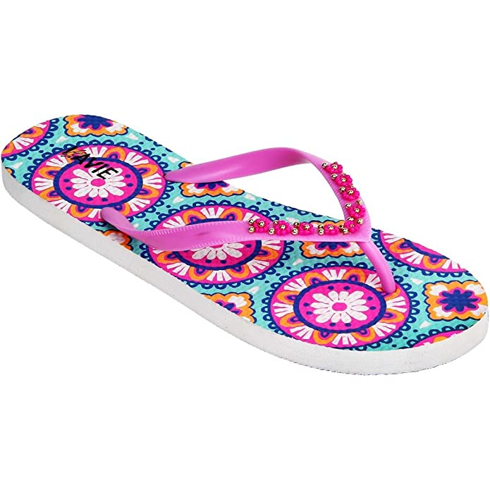 Lavie Women's Flip-Flops Flip-Flops & House Slippers at amazon