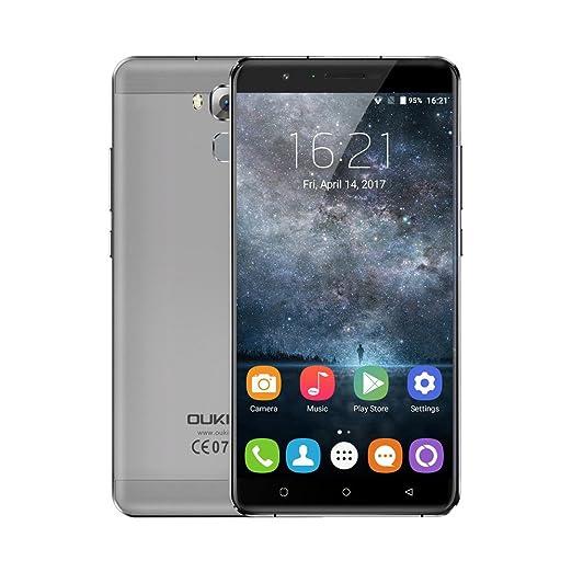 2 opinioni per OUKITEL U16 Max Smartphone 4G LTE FDD-3G WCDMA MTK6753 64 bit Octa Core 1.3GHz
