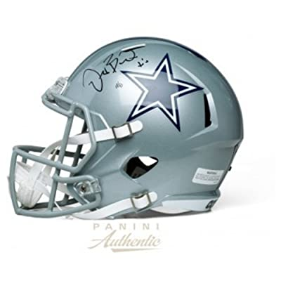 Dez Bryant Signed Autograph Dallas Cowboys Speed Replica