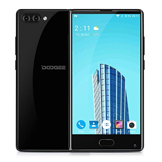 4 opinioni per DOOGEE Mix Smartphone 4G Android 7.0 (Helio P25 Octa Core 2.5GHz , 5.5'' IPS HD