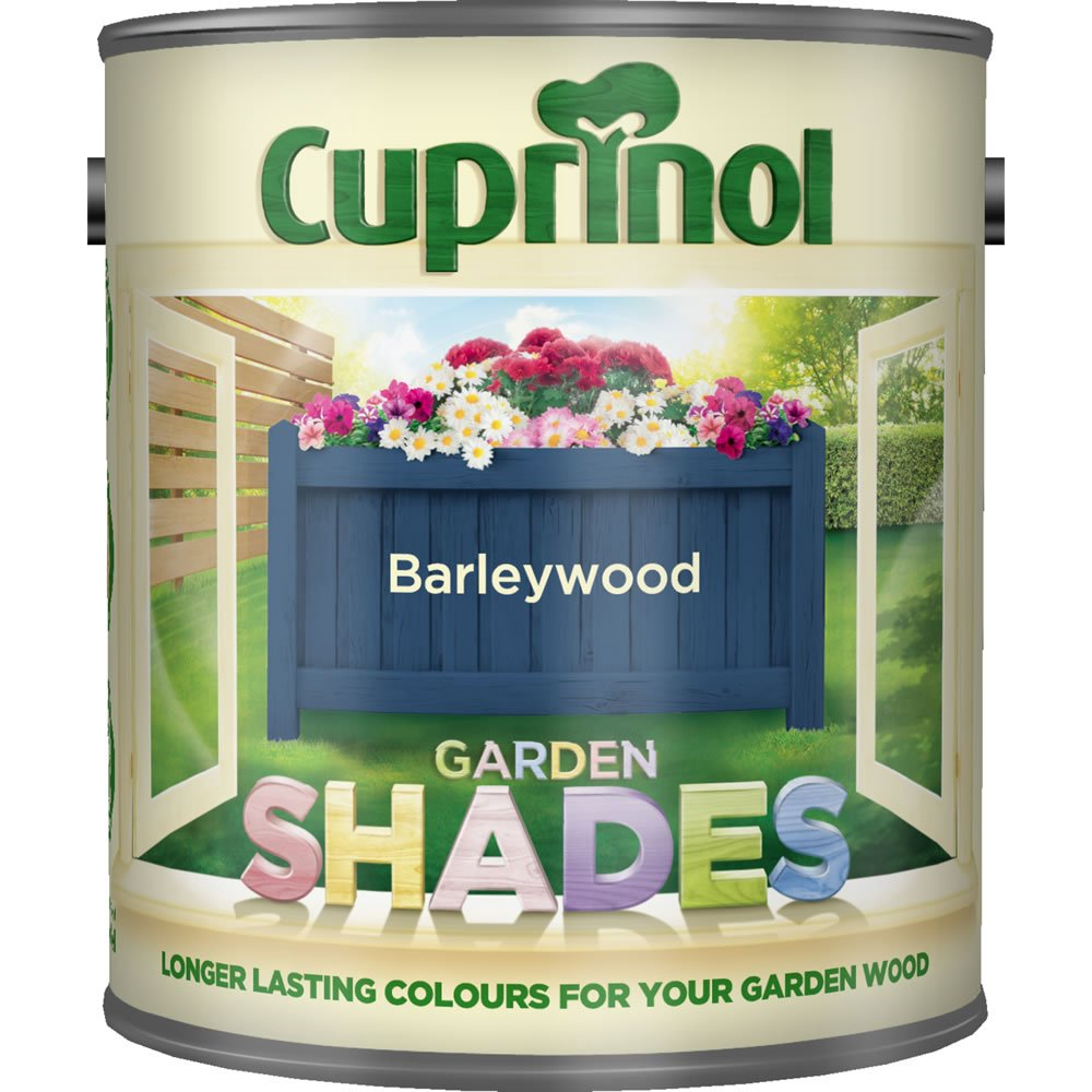 Cuprinol 2.5 Litre Garden Shades Special Mix Colours Purple Pansy