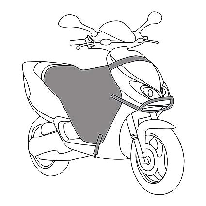 Beinschutz Beinabdeckung f/ür Motorrad Roller ATV Legcover Without Screws Wasserdicht und Winddicht