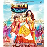 Badrinath Ki Dulhania Hindi Blu Ray - Alia Bhatt, Varun Dhavan with English Subtitles