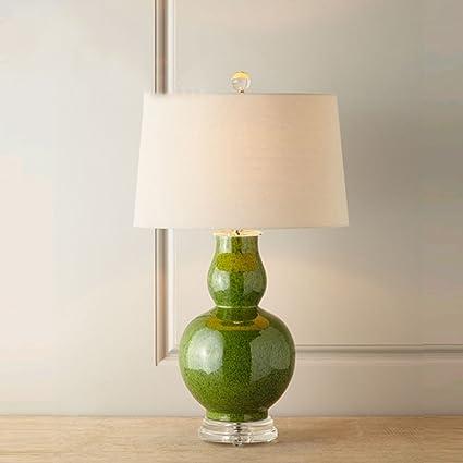 shuang Lámpara de mesa de cerámica - Moderna lámpara de mesa ...