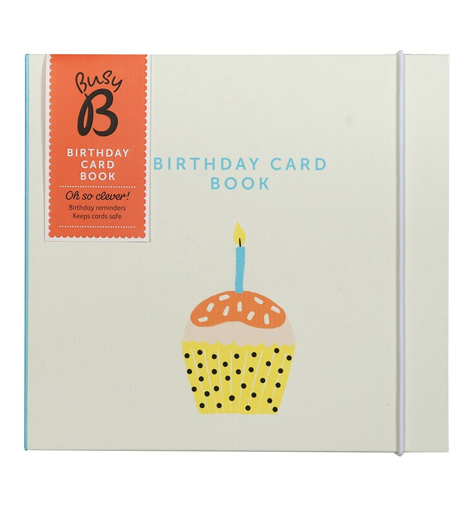 Birthday card book amazon kitchen home bookmarktalkfo Images