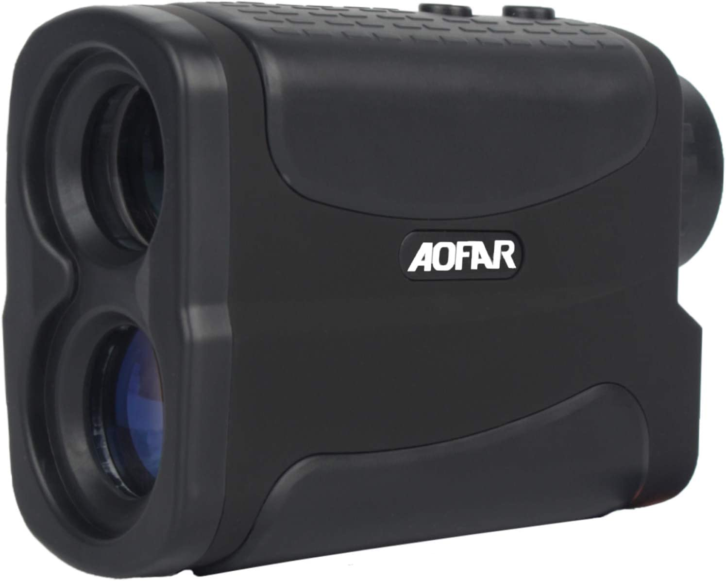 AOFAR Hunting Archery Range Finder-700 1000 Yards Waterproof Rangefinder for Bow Hunting with Range Scan Fog and Speed Mode, Free Battery, Carrying Case