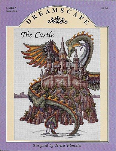 The Castle (Cross-Stitch) (Dreamscape, Leaflet 5)