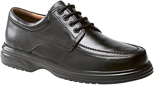 Roamers LOWELL Mens Leather Wide E Fit