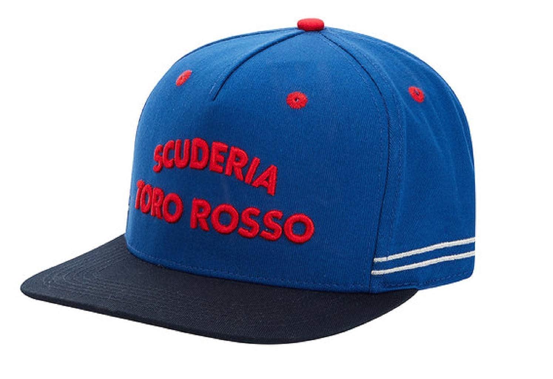 Toro Rosso Reflex Gorra, Unisexo Talla única Gorra Visera Plana ...