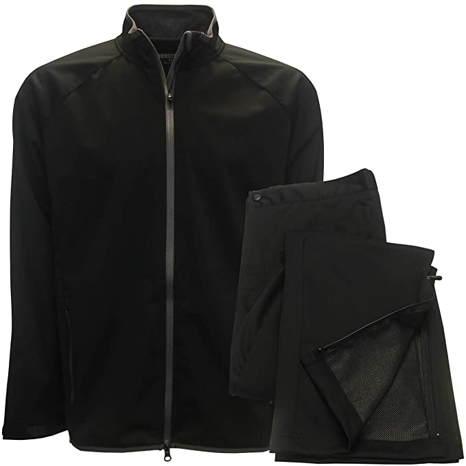 Amazon.com: Forrester Traje impermeable de golf para hombre ...