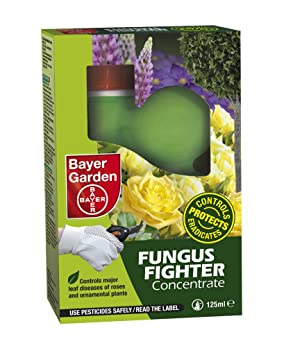 Merveilleux SBM Life Science Bayer Garden Concentrated Fungus Fighter, 125 Ml