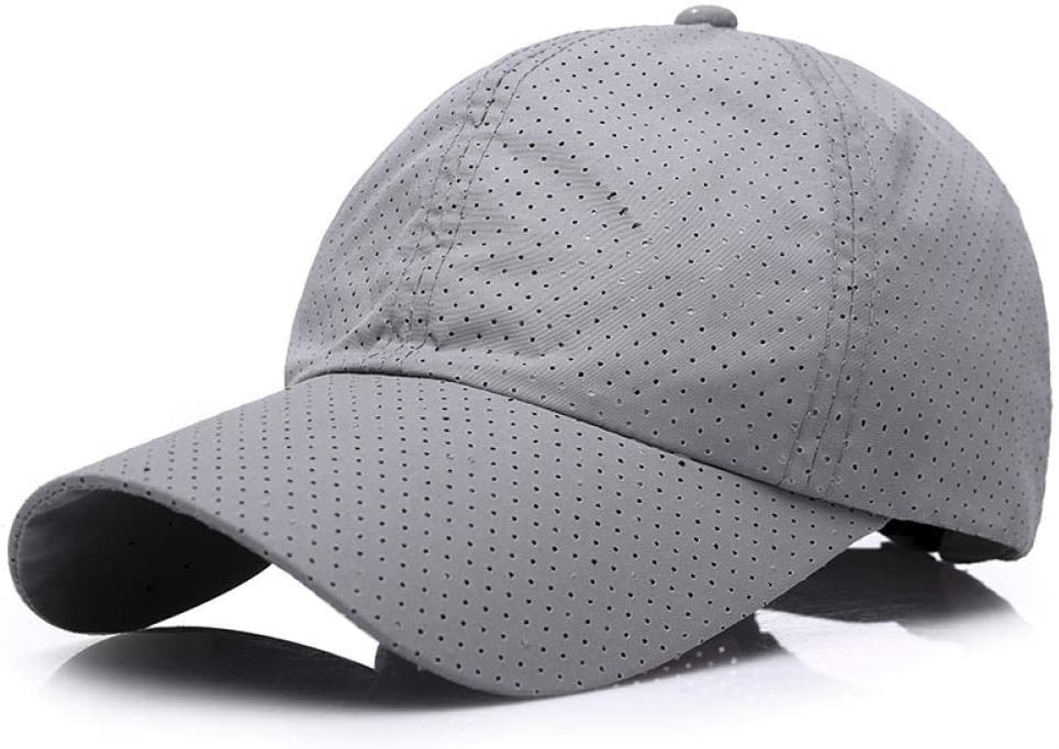 Solid Summer Cap Snapback Baseball Cap Men Breathable Mesh Hat Gorras para Hombre Bone Casquette Baseball Caps